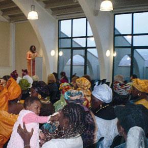 """Associació sociocultural Dones """"Endavant"""""""