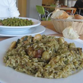 Restaurant cafeteria de l'Escola Universitària EUSES