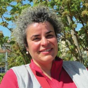 Mª Àngels Serra, membre de la PAH