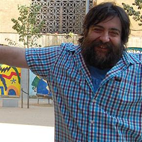 """Manel Bayo: """"Hem de ser professionals en exigència i amateurs en la nostra relació afectiva amb l'art"""""""