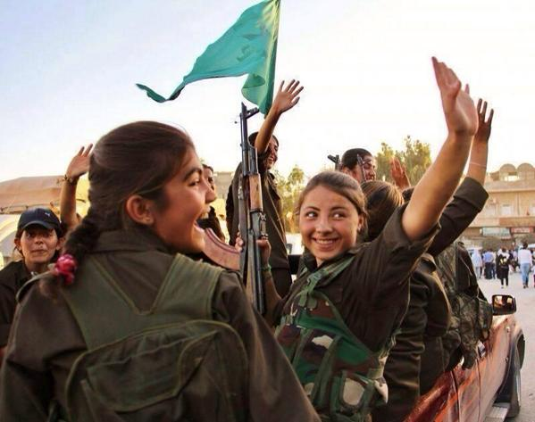 kurdistan-syria-ypj-fighters-in-kobane